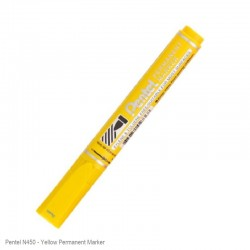 Permanent Marker Pentel Yellow