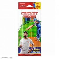 Cello Gift Set Cricket Fever