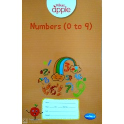 Vikas Apple Numbers (0 to 9)