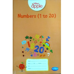 Vikas Apple Numbers (1 to 20)