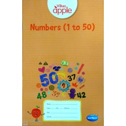 Vikas Apple Numbers (1 to 50)