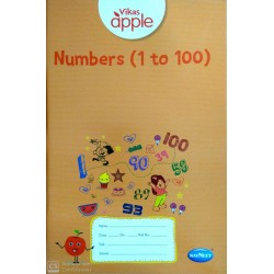 Vikas Apple Numbers (1 to 100)
