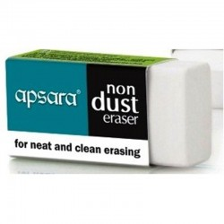 Eraser Apsara Non Dust small