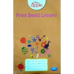Vikas Apple Print Small...