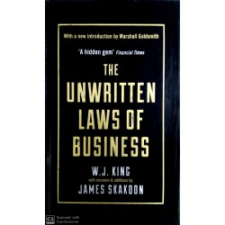 The Unwritten Laws of Business