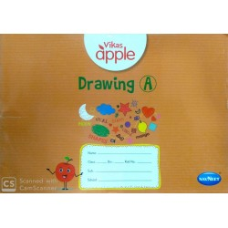 Vikas Apple Drawing (A)