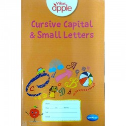 Vikas Apple Cursive Capital...