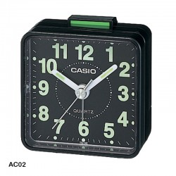 Casio AC02 Table+Travelers...