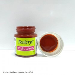 10 Indian Red Fevicryl...