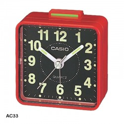 Casio AC33 Table+Travelers...