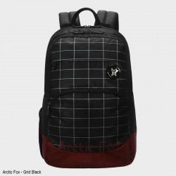 Arctic Fox Grid Black...